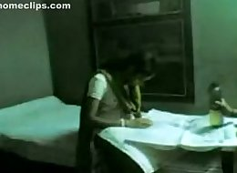 Indian Teacher Fucking his Student