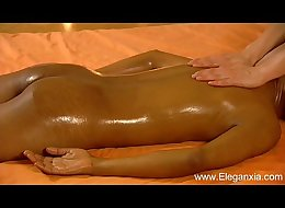 Touching Indian Lesbian Massage